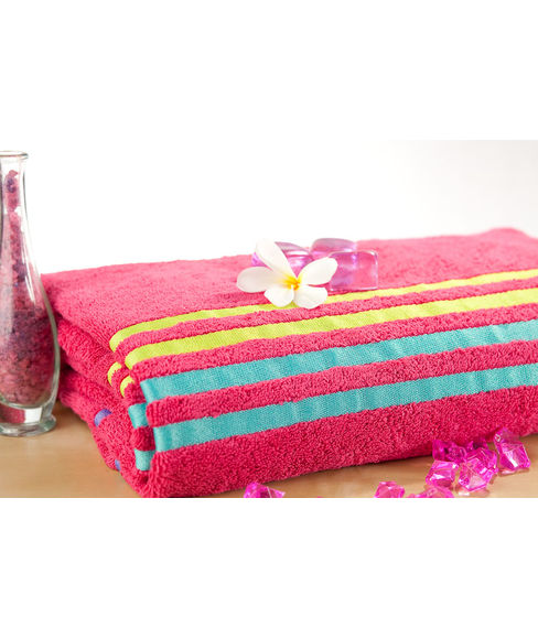 Tiara Twilight Blue Hand Towel