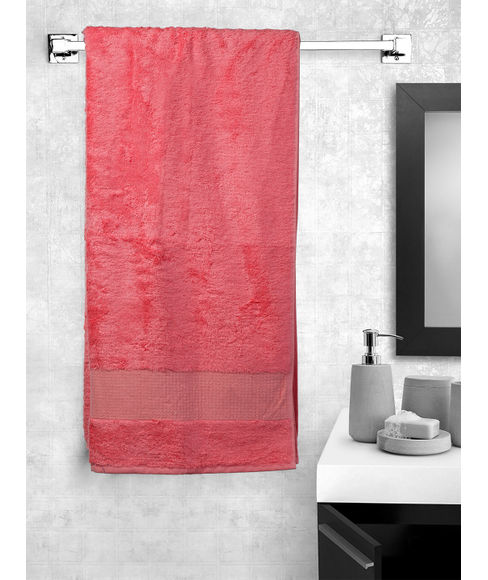 New Ultralux Flame Orange Hand Towel