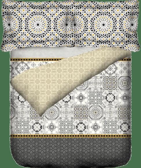 Mosaics Duvet Cover King Size
