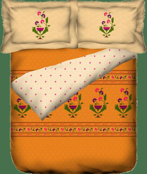 Neeta Lulla Bed Cover Super King Size