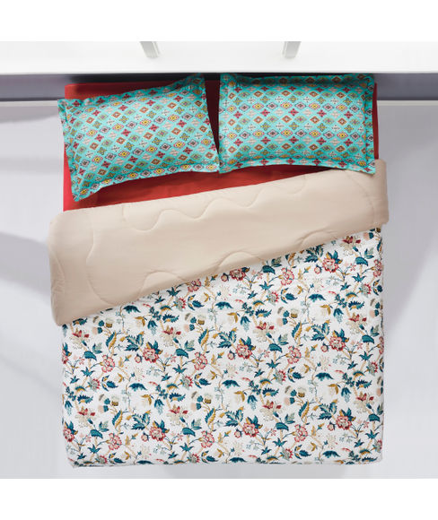 Mix Don't Match Bedsheet & Comforter Set