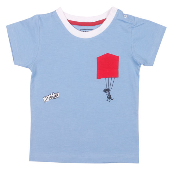 WMB LIL BOY BLUE BOYS T SHIRTS OB OYTRO TEE