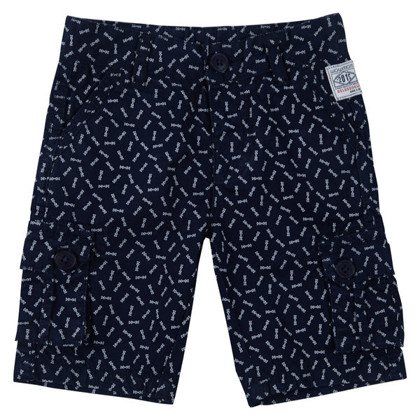 WMB NAVY BOYS SHORTS SO_YG 2101