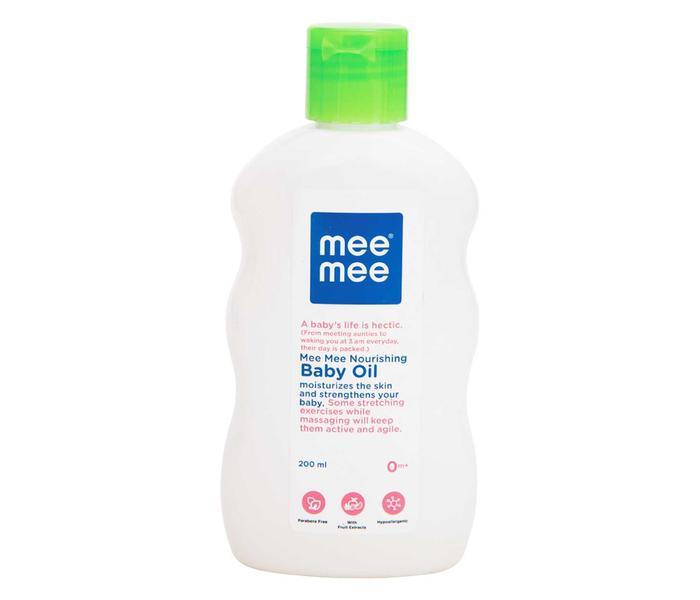 Mee Mee Nourishing Baby Oil - 200 ml