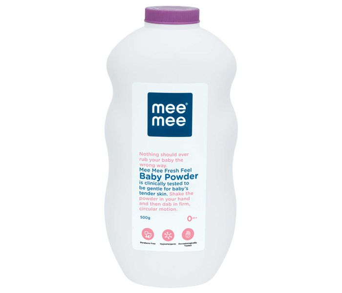 Mee Mee Fresh Feel Baby Powder, 500g