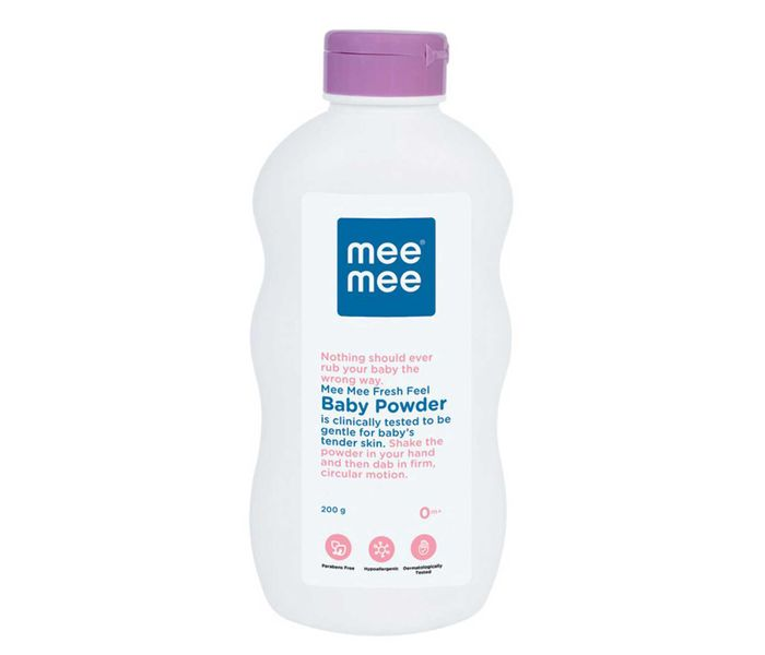 Mee Mee Fresh Feel Baby Powder, 200g