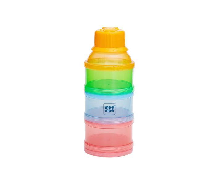Mee Mee Multipurpose Milk & Food Storage Container (Multicolor)