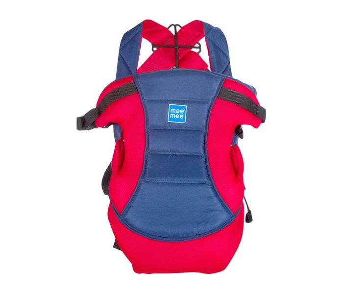 Mee Mee Soft and Easy Fit Baby Carrier (Red Blue)