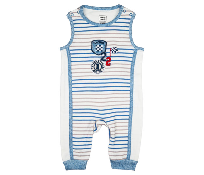 MEE MEE SLEEVELESS BOYS DUNGAREE