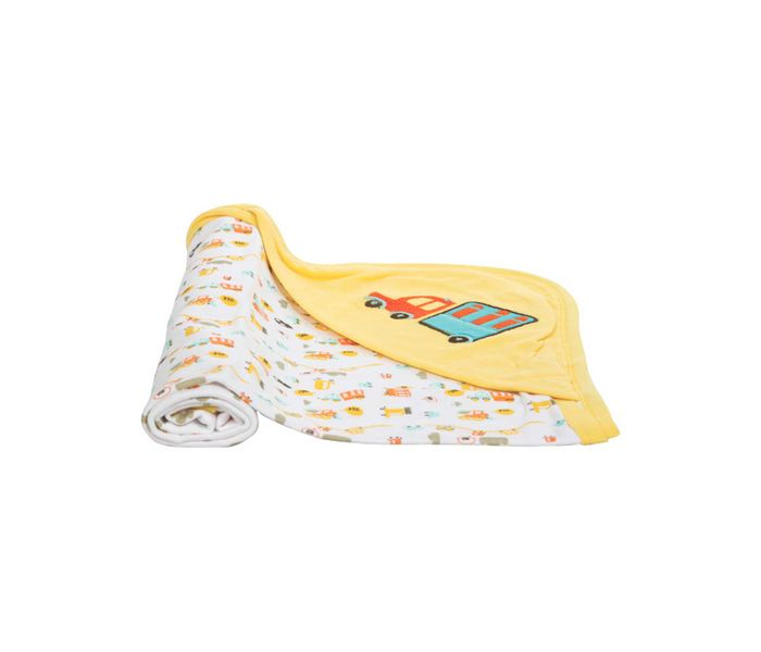 Mee Mee Baby 3-in1 Wrapper with Hood – Yellow