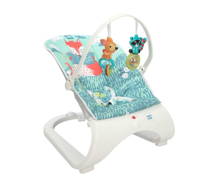 Mee Mee Easy to Bounce and Vibrating Deluxe Baby Bouncer