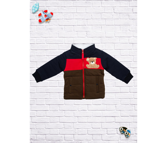 Mee Mee Full Sleeve Boys Jacket – Navy_Olive