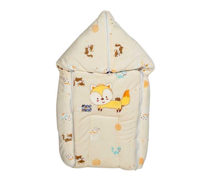 Mee Mee Baby Multipurpose Carry Nest – (Yellow)