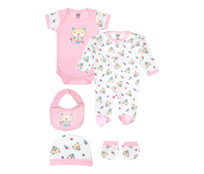 Mee Mee Clothing Gift Set For Infants ? Pack Of 5