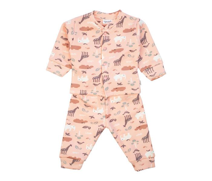 Mee Mee Baby Printed Night Suit – Peach