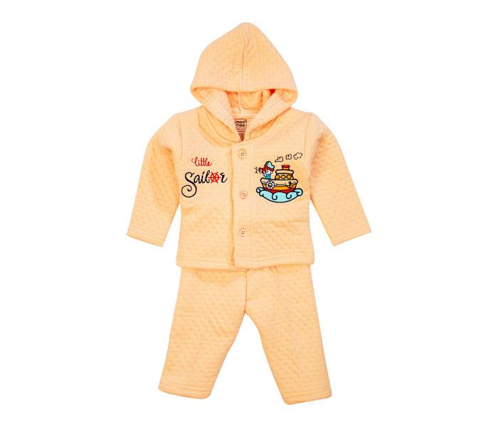 Mee Mee Baby Hooded Legging Set – Peach
