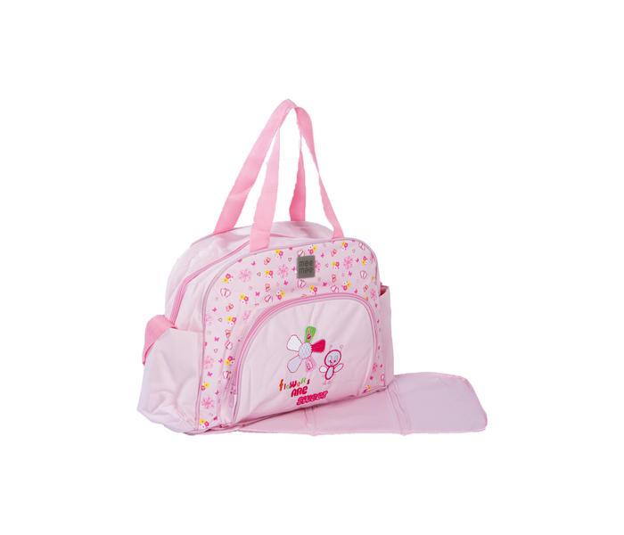 Mee Mee Multipurpose Diaper Bag (Pink)