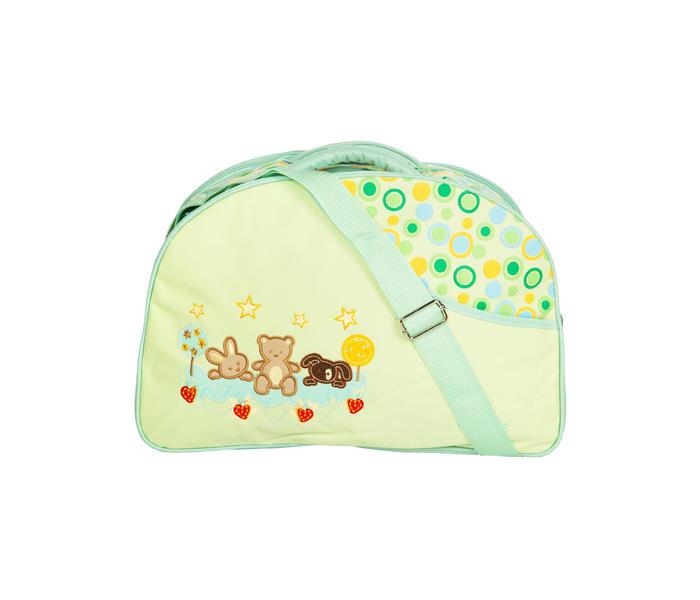 Mee Mee Multipurpose Diaper Bag (Green)