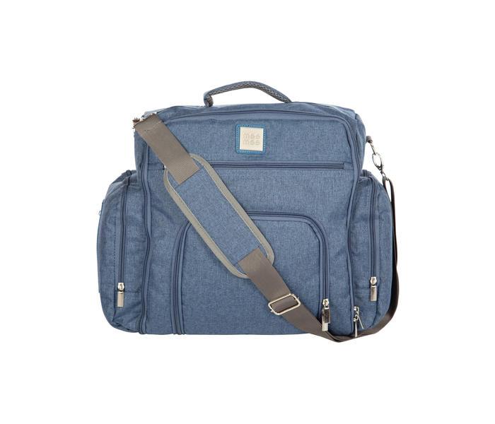 Mee Mee Multipurpose Diaper Bag (Blue)