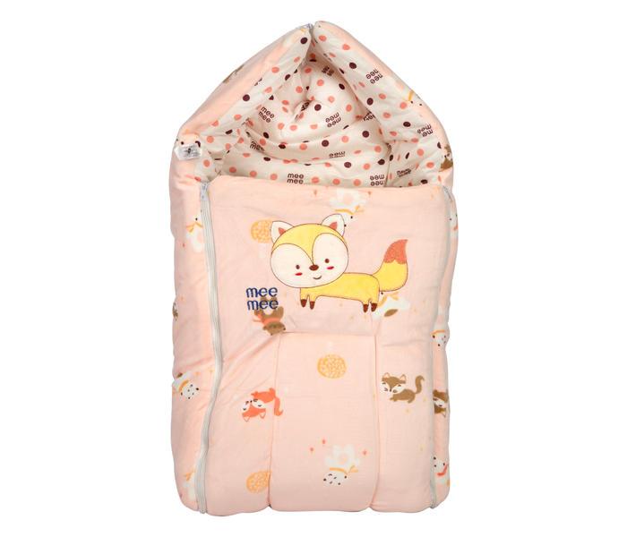 Mee Mee Baby Multipurpose Carry Nest – (Pink)