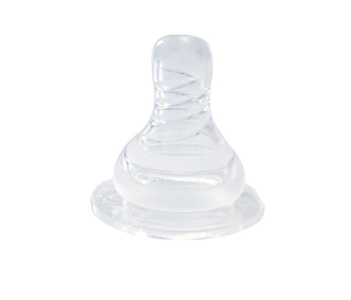 Mee Mee Anti-Colic Easy Flo Silicone Teat (Large)