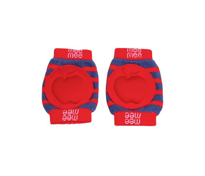 Mee Mee Soft Baby Knee/Elbow Pads (Blue)