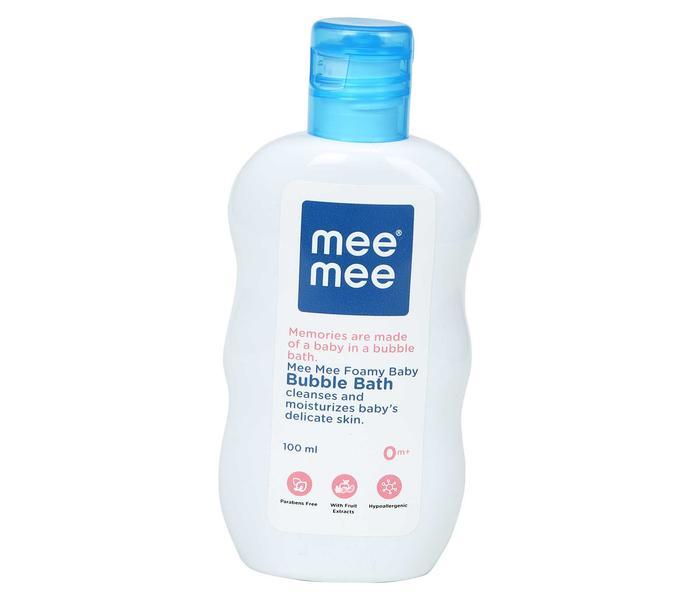 Mee Mee Foamy Baby Bubble Bath - 100ml