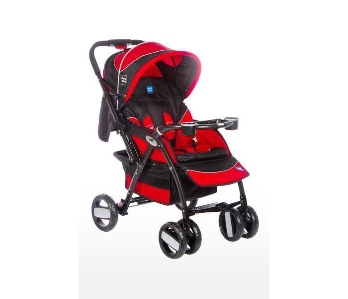 Mee Mee Advanced Baby Pram with Shock Absorber Wheels