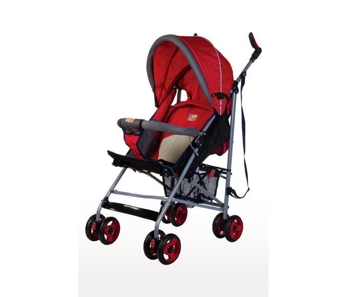 Red Stroller
