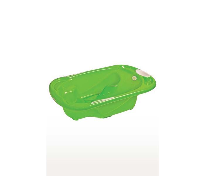 Green Spacious Comfy Baby Bathing Tub