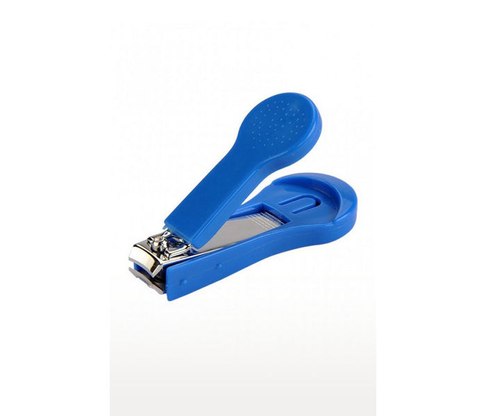 Blue Safety Nail Cutter