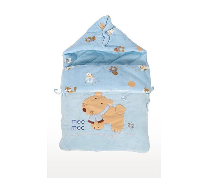 Mee Mee Baby Multipurpose Carry Nest – (Blue)