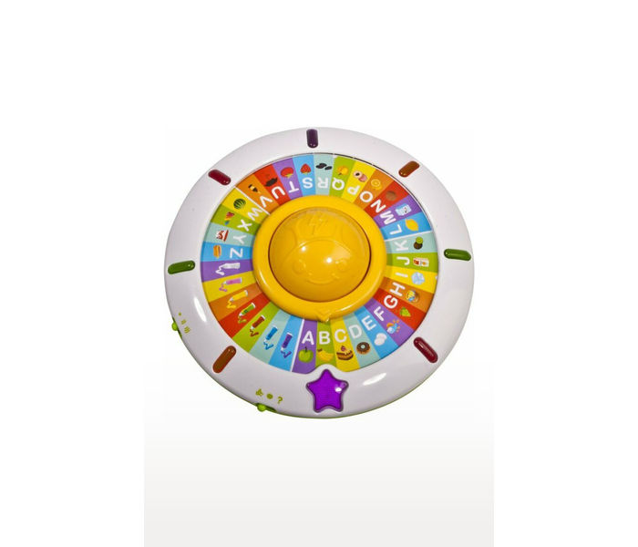 Mee Mee Spinning ABC Game
