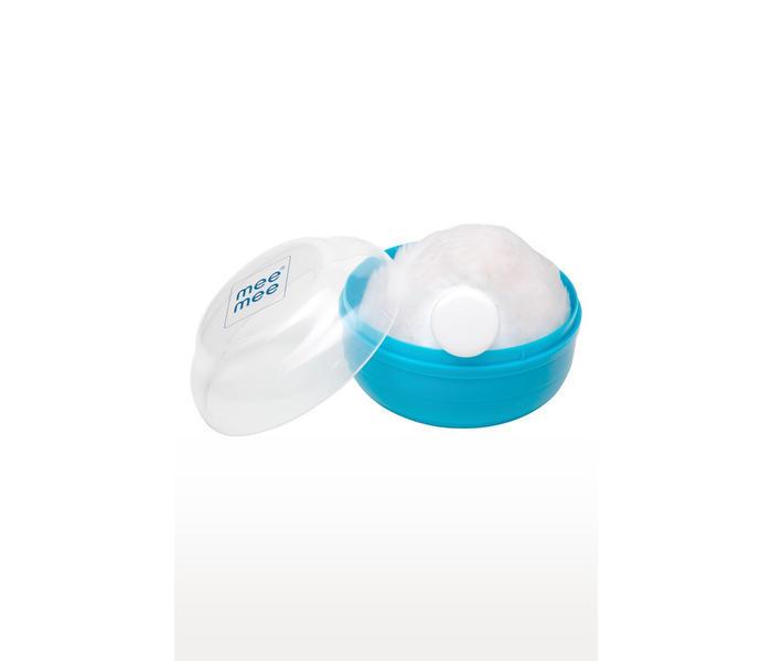 Blue Powder Puff