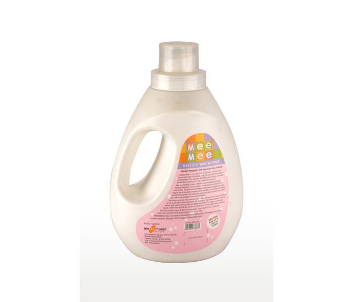 Pink Baby Clothing Softener