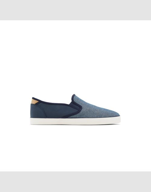 CALL IT SPRING MEN BLUE CASUAL SLIP-ONS