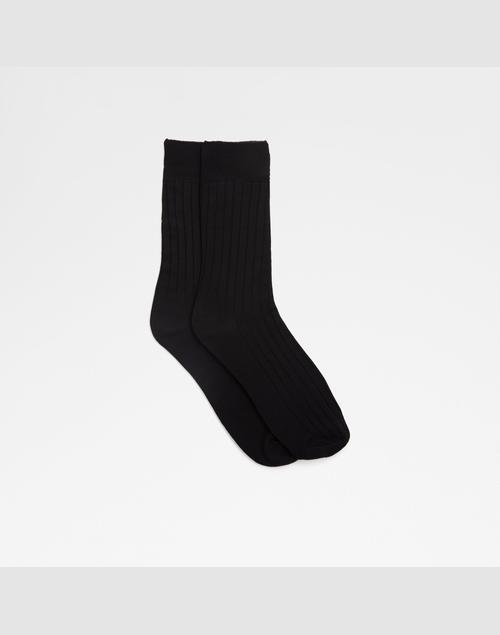 ALDO MEN BLACK SOCKS