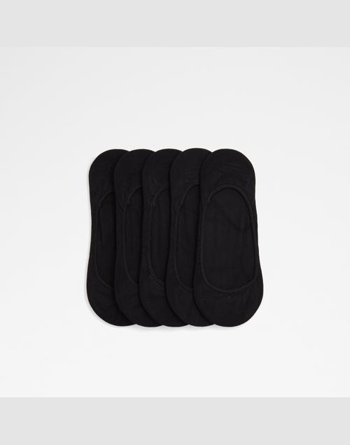 ALDO WOMEN BLACK SOCKS