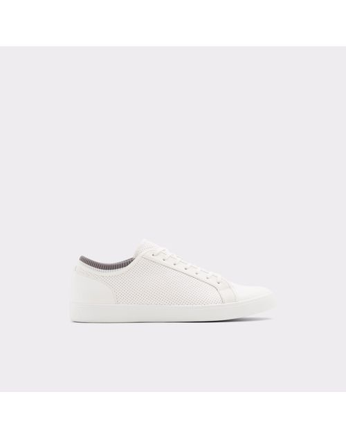 ALDO Men White Casual Lace-ups