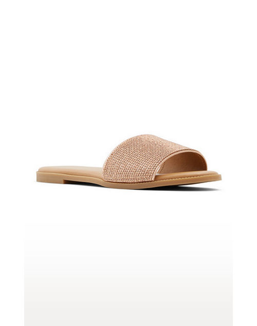 ROSE GOLD DAZELL SANDALS