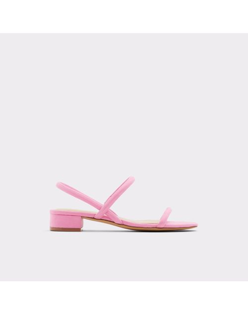 ALDO Women Bright Pink Block Heels