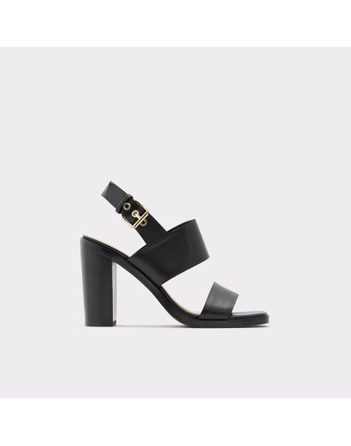 ALDO Women Black Block Heels