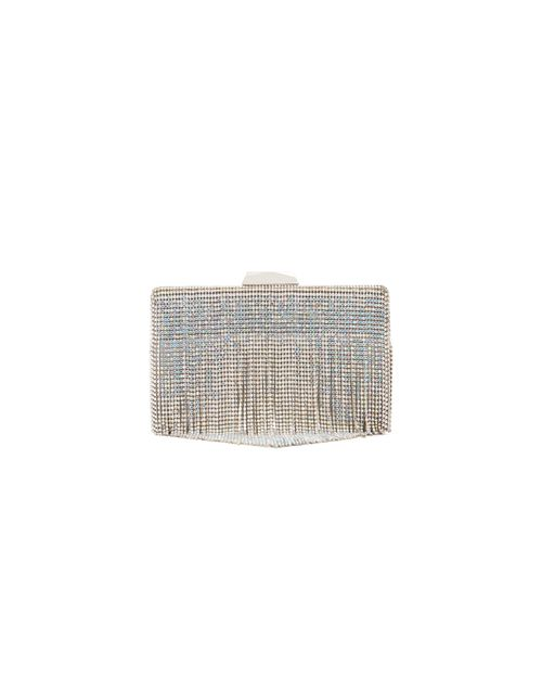 CALL IT SPRING WOMEN SILVER CLUTCHES