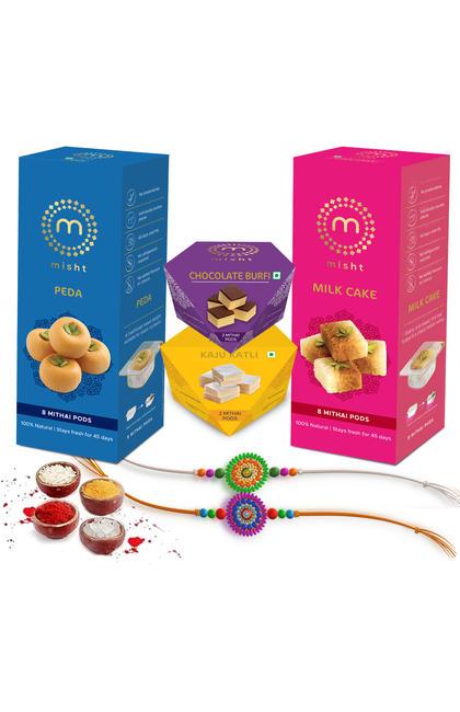 Rakhi Sweets Combo-1