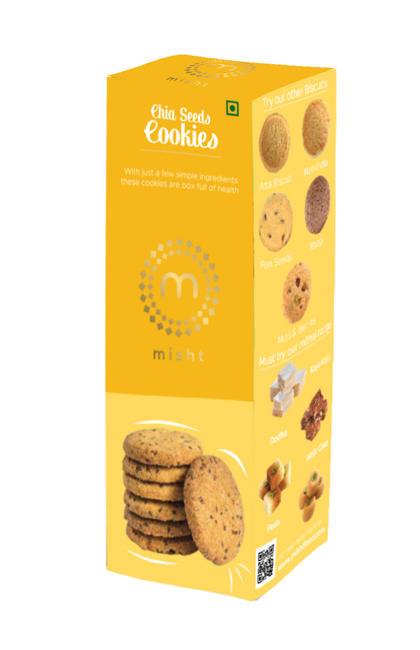 Chia Seeds Cookies