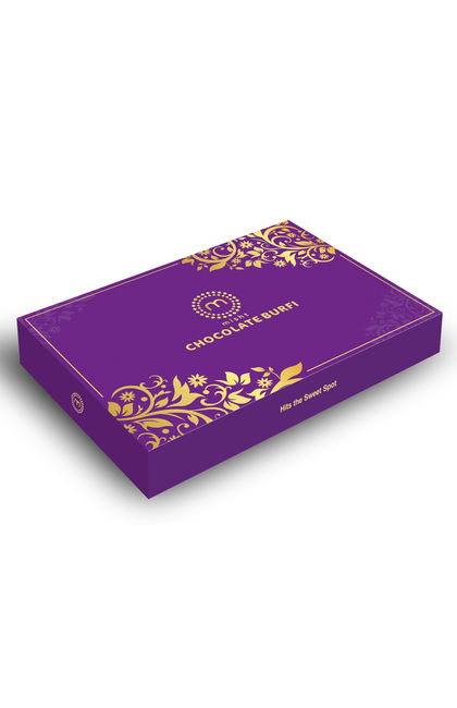 Chocolate Burfi 15 POD Box