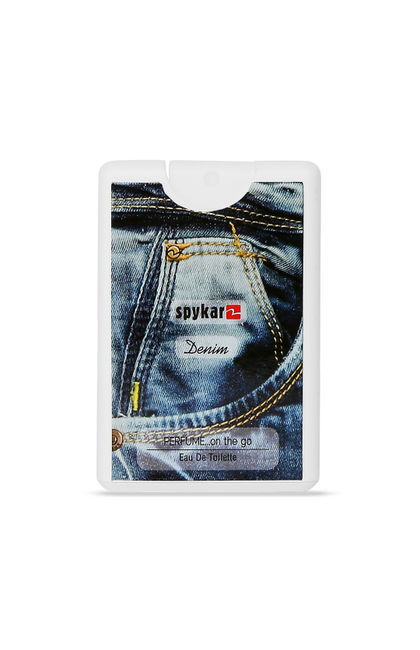 Denim Pocket Perfume