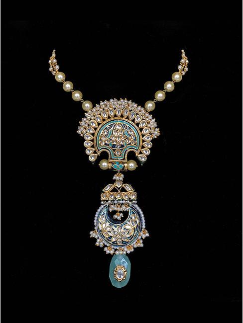 Paheli Necklace