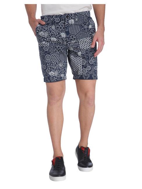 Printed Casual Shorts