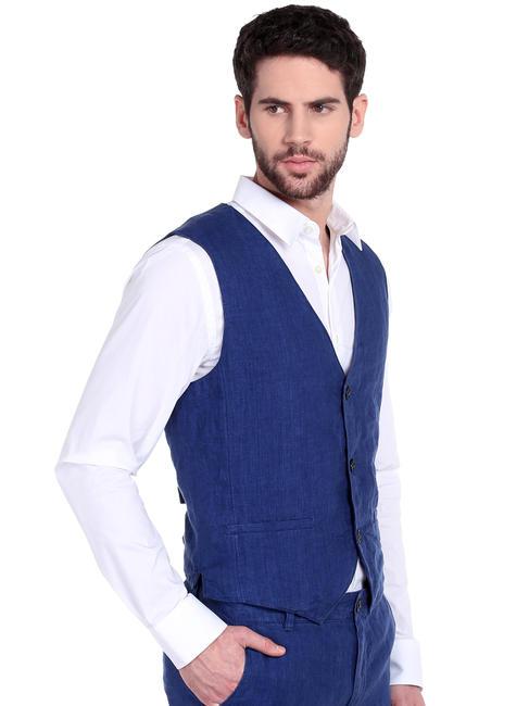 Blue Waist Coat
